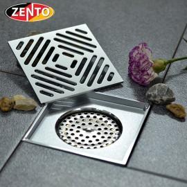 Thoát sàn chống mùi và côn trùng Zento ZT578 (120x120mm)
